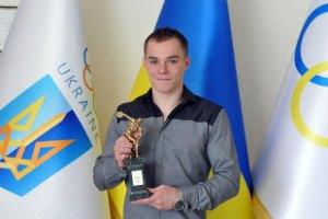 Верняев в пятый раз признан спортсменом месяца в Украине