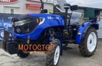 Почему трактор DW 244 AN так популярен