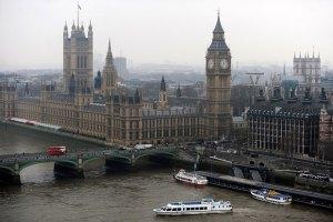 Над Лондоном закрыто воздушное пространство