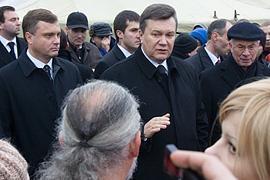 Янукович одобрил разгон Майдана