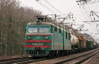 Помощник машиниста умер после наезда поезда на женщину в Николаевской области