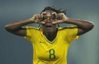 Бразилійка стала першою футболісткою, що зіграла на семи Олімпіадах поспіль