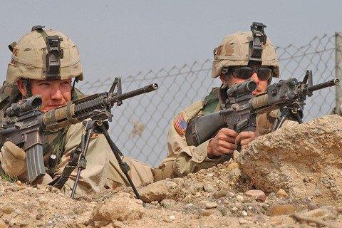 """""""Укроборонпром"""" повідомив подробиці про українську версію гвинтівки M16"""