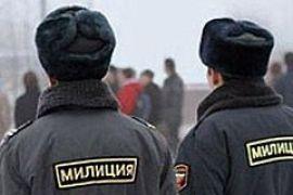 Милиционеров подозревают в убийстве