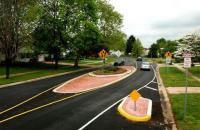 """""""Укравтодор"""" заставит водителей снижать скорость на въездах в населенные пункты"""