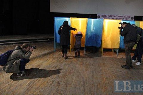 ЦВК призначила на 29 жовтня вибори в 202 громадах
