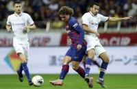"""Іспанська Ла Ліга може заблокувати трансфер Грізманна в """"Барселону"""""""