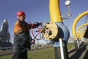 Украина резко сократила импорт газа