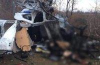 Один полицейский погиб и еще два ранены из-за взрыва мины возле Гнутово (обновлено)