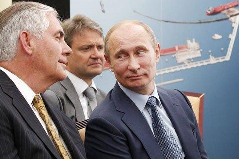 Трамп підтвердив, що вибрав голову ExxonMobil на посаду держсекретаря США