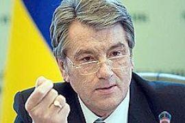 Ющенко потребовал изменений в газовых контрактах с Россией