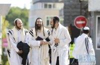 На празднование иудейского нового года в Умани Украина будет впускать только вакцинированных хасидов