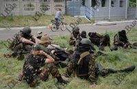 """Боевики под видом """"мирных жителей"""" пытаются покинуть Славянск, - пресс-секретарь АТО"""