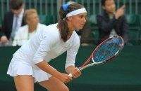 Калинина пополнила список украинок в основной сетке US Open