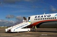 Рівненський аеропорт закрив єдиний рейс