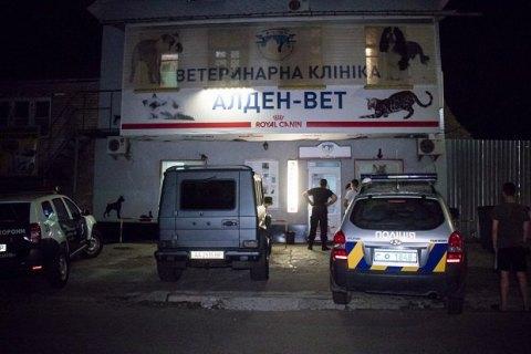 У Києві невідомий напав з ножем і вогнегасником на співробітницю ветклініки