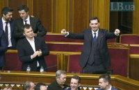 Рада приняла в первом чтении законопроект о продаже земли