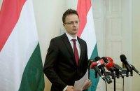 """Венгрия пообещала """"больно ударить по будущему Украины"""" в ответ на подписание закона """"Об образовании"""""""