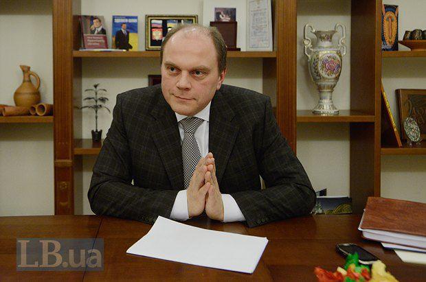 Михаил Кулиняк заверяет, что президент держит руку на пульсе украинской культуры