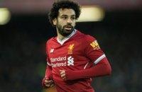 """Игрок """"Ливерпуля"""" Салах сфотографировался с удивительно похожим двойником"""