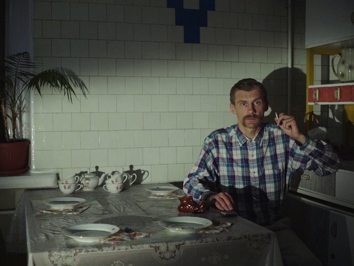 "Кадр з фільму ""Int. Kitchen. Night"""