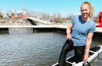 Виправдана в застосуванні допінгу чемпіонка світу з каное їде на Олімпіаду в Токіо понад квоту