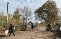 Лесные пожары в Луганской области: нашли останки четырех пропавших без вести людей
