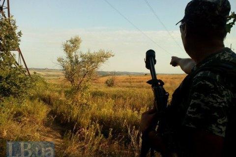 Штаб АТО сообщил о полном прекращении огня с полуночи