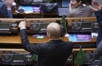 За год в монобольшинстве осталось лишь 211 депутатов, - КИУ