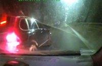 В Броварах нашли авто нападавших на  Чорновол