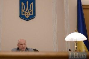 Турчинов давал приказ стрелять в Крыму, но военные его ослушались