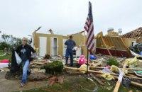 У Техасі десятки людей постраждали від торнадо