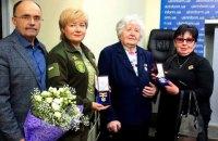 """Вікторія Крамаренко одна із перших отримала знак народної пошани """"Сила жінок"""""""