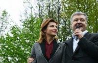 Порошенко здійснив перший робочий візит після виборів в єдину область, де Зеленський програв