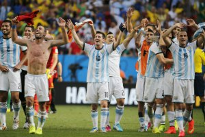 Аргентина впервые за 24 года пробилась в полуфинал ЧМ