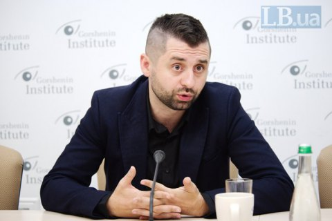 Арахамія згоден пустити воду в Крим в обмін на поступки щодо Донбасу