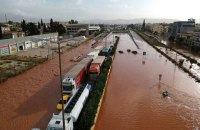 Число жертв наводнения в Греции достигло 23 человек