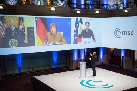 Возвратившийся Байден, Макрон и автономия Европы, Меркель и Донбасс, Гейтс и вакцина – главное из Мюнхенской конференции