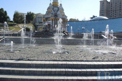 В воскресенье в Киеве будет до +28 градусов