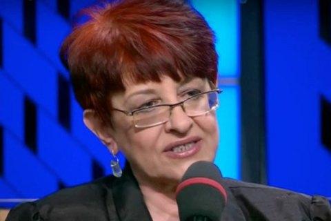 Росія депортувала львівську сепаратистку, яка активно виступала на пропагандистських телеканалах