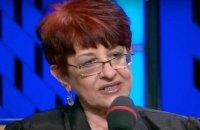 Россия депортировала львовскую сепаратистку, которая активно выступала на пропагандистских телеканалах