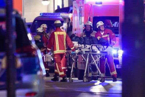 14 постраждалих під час теракту в Берліні перебувають у вкрай тяжкому стані