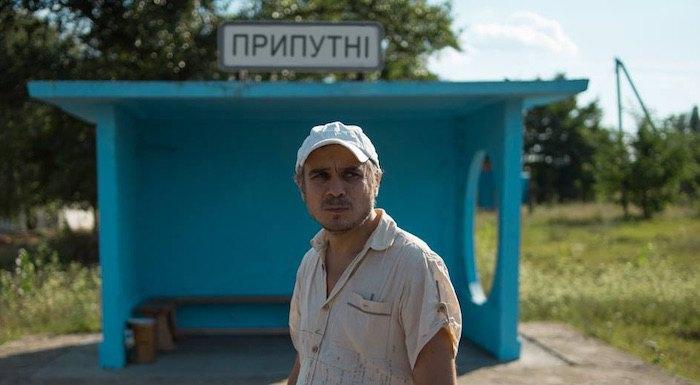 """Аркадій Непиталюк на зйомках """"Припутнів"""""""