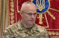 Полторак представил нового главу Генштаба Хомчака Вооруженным Силам