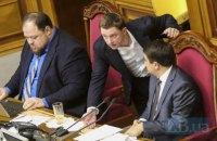 Разумков підписав держбюджет на 2020 рік