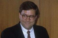 Сенат США затвердив генпрокурором Вільяма Барра