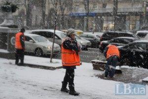 Синоптики обещают украинцам первый снег в начале октября