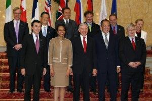 Большая Восьмерка обсуждает мировую экономику