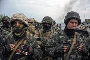 За добу військові 24 рази вступали в бій з бойовиками, - РНБО
