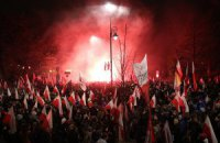Суд вынес первые приговоры хулиганам, участвовавшим в беспорядках в Варшаве
